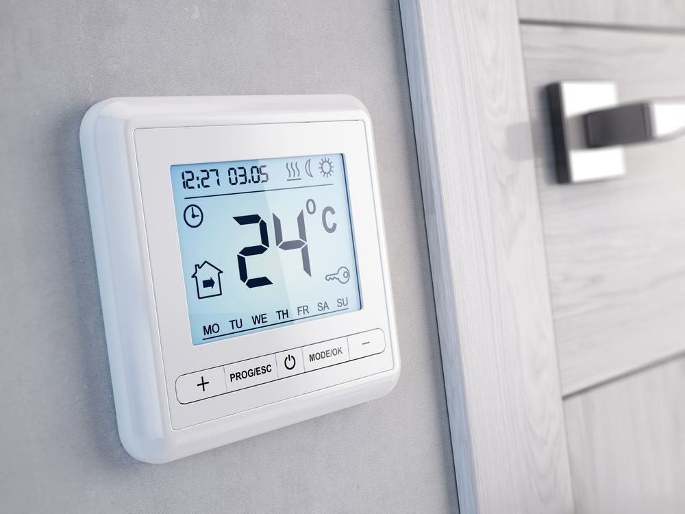 Instalador de termostatos en Mérida